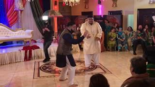 Nadia and Muneeb's Best Mehndi Dance! 2018 Part (1 of 3)