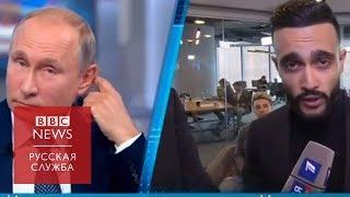Владимир Путин о том, запретят ли Instagram и YouTube