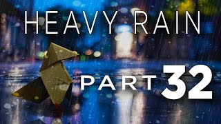 Heavy Rain - Walkthrough Part 32 [Chapter 51: Killers Place] Gameplay Commentary [PS4]