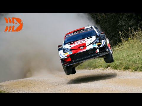 Rally Estonia 2021 -  Rovanperä On Track To Make History | Day 3 Preview