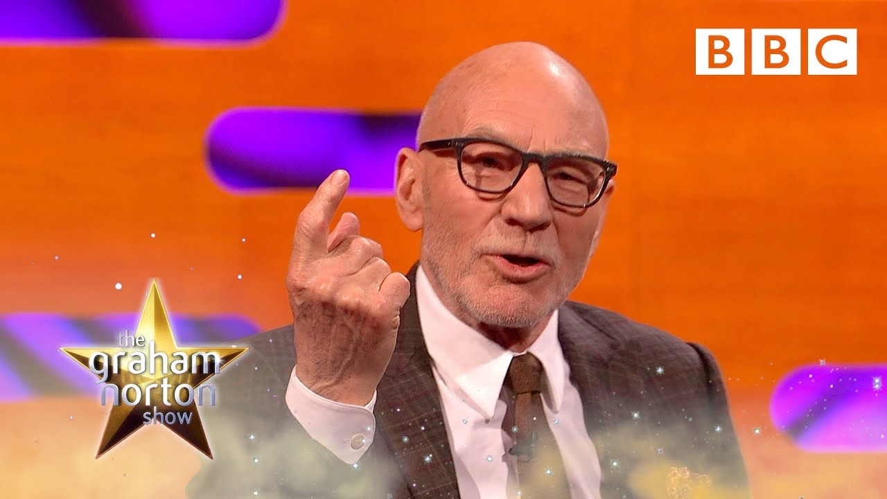 """Star Trek: Picard"": Patrick Stewart jokes that Prince Harry and ..."