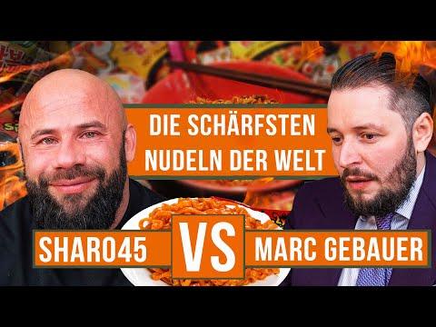 Wer ISST schärfer? | 6,4 MIO SCOVILLE NUDELN | Marc Gebauer & Sharo | TEIL 2 - BeastKitchen