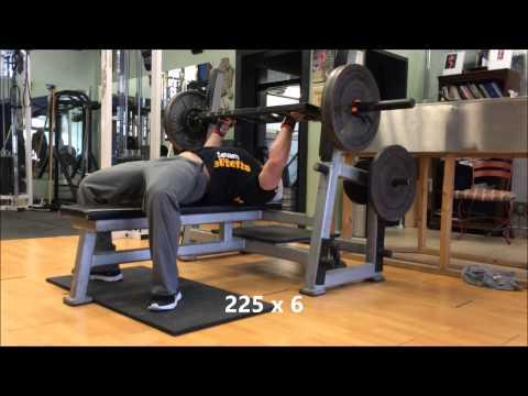Bench Press/Swiss Bar Bench