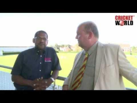Cricket World TV - Torrance Lewis Interview