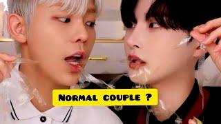 Is  Bosungjun  a normal couple ?bosungjun normal bir çift mi? Türkçe Altyazılı funny moment