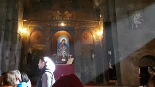 Армения. Древний Храм.