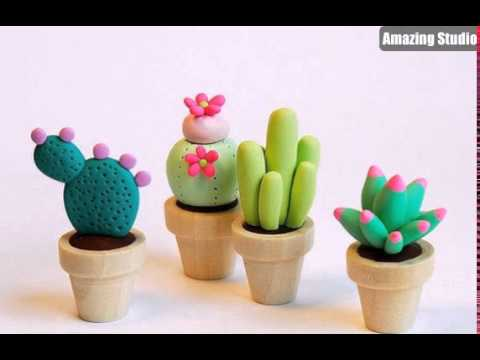 DIY Mini Cactus Garden