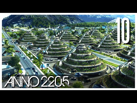Anno 2205 - Ep.10 - Panic Expansions!