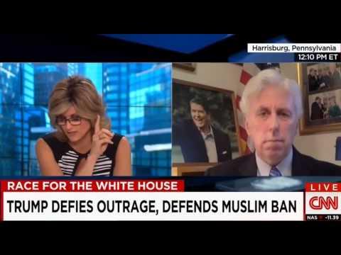 CNN anchor asks Jeffrey Lord about Jewish terrorist attacks