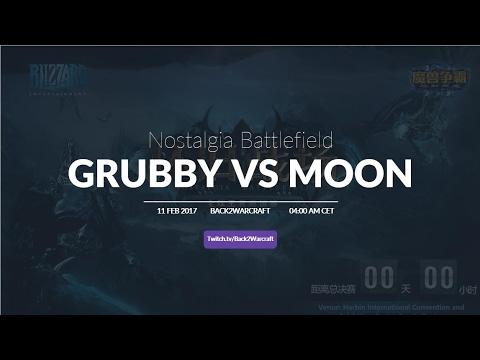 Nostalgia Battlefield - WB SF: Team Grubby vs. Team Moon