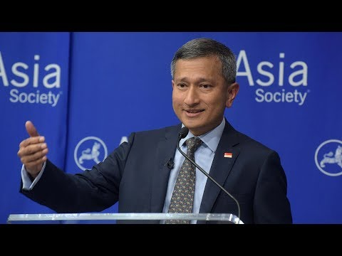 Perspectives From Singapore's Minister for Foreign Affairs Dr. Vivian Balakrishnan