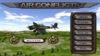 Air Conflicts : Aces of World War II - Gameplay - English - Sony PSP
