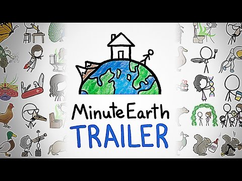 Welcome To MinuteEarth