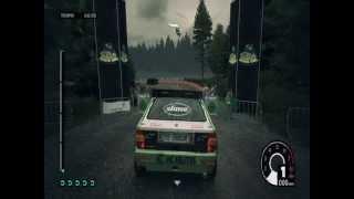 DiRT 3 Gameplay - Lancia Delta HF Integrale Slime - Finlandia