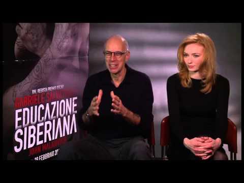 Educazione siberiana: Film.it intervista Gabriele Salvatores