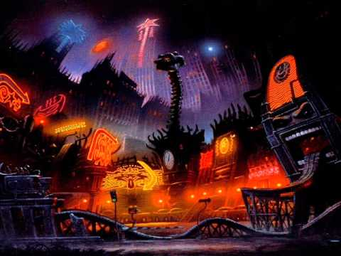 Mark Isham - Lonette (from Cool World OST)