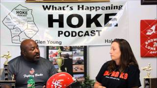 What's Happening Hoke Special Guest Segment Part 2 Amber Kirby Alpha K9 11 June 2015