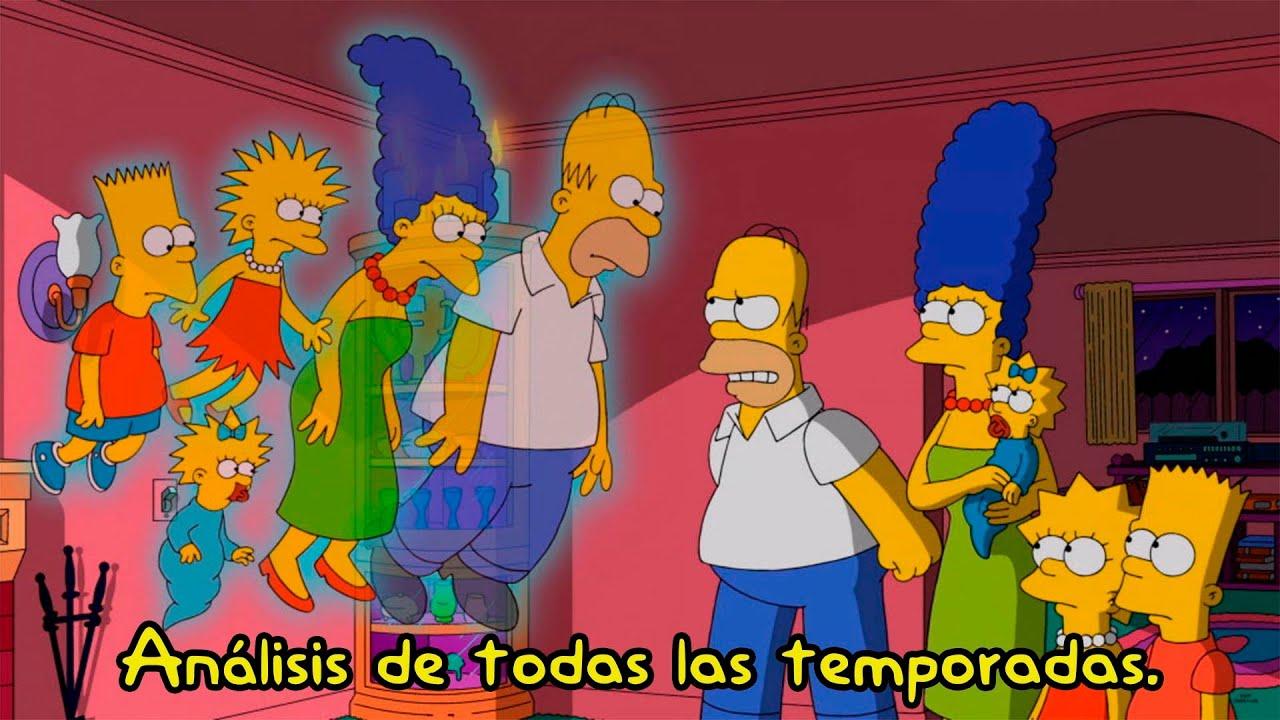 La Trágica Odisea De Los Simpson Completa Temporada 30 Youtube