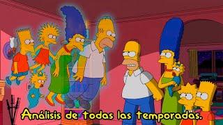 La Trágica Odisea de Los Simpson COMPLETA + Temporada 30