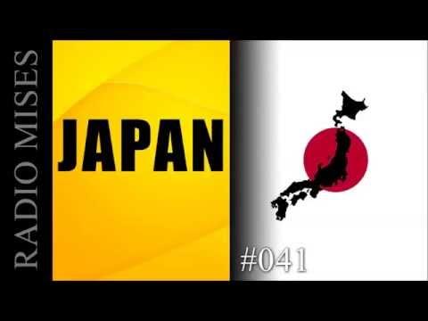 Radio Mises #041 - Japan, Daniel Fjellström