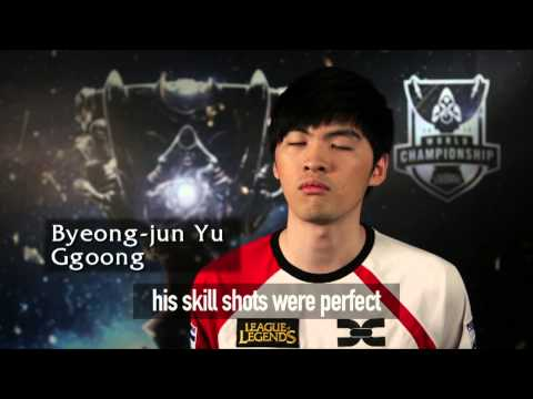 NaJin White Shield players talk respect to Froggen and call him the western Faker :) | S4 Worlds