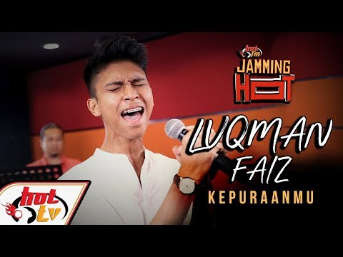 Luqman Faiz- Kepuraanmu (LIVE) - JammingHot