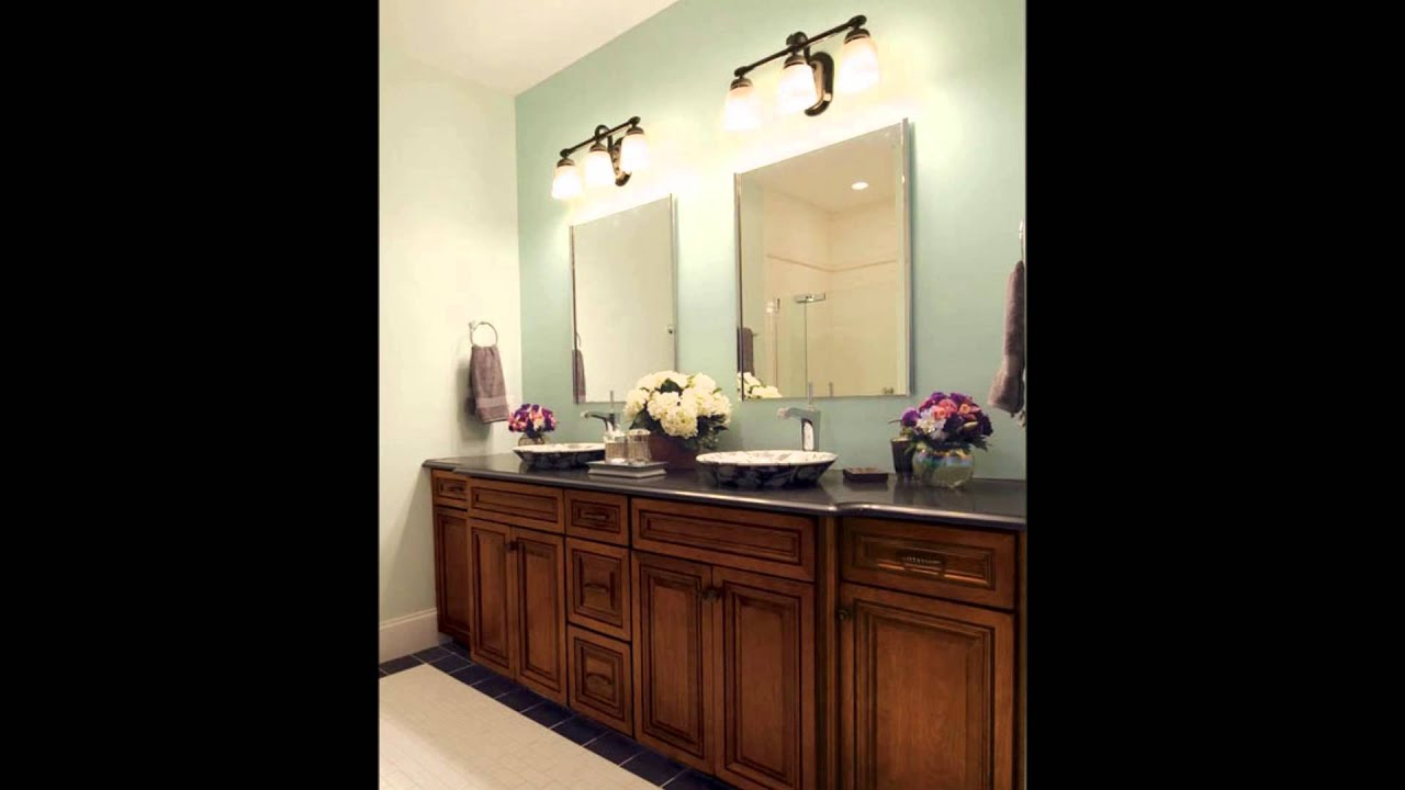 Ordinary Bathroom Vanities Houston #1: Houston Bathroom Vanities, Bath Vanities | Houston Cabinetry - YouTube