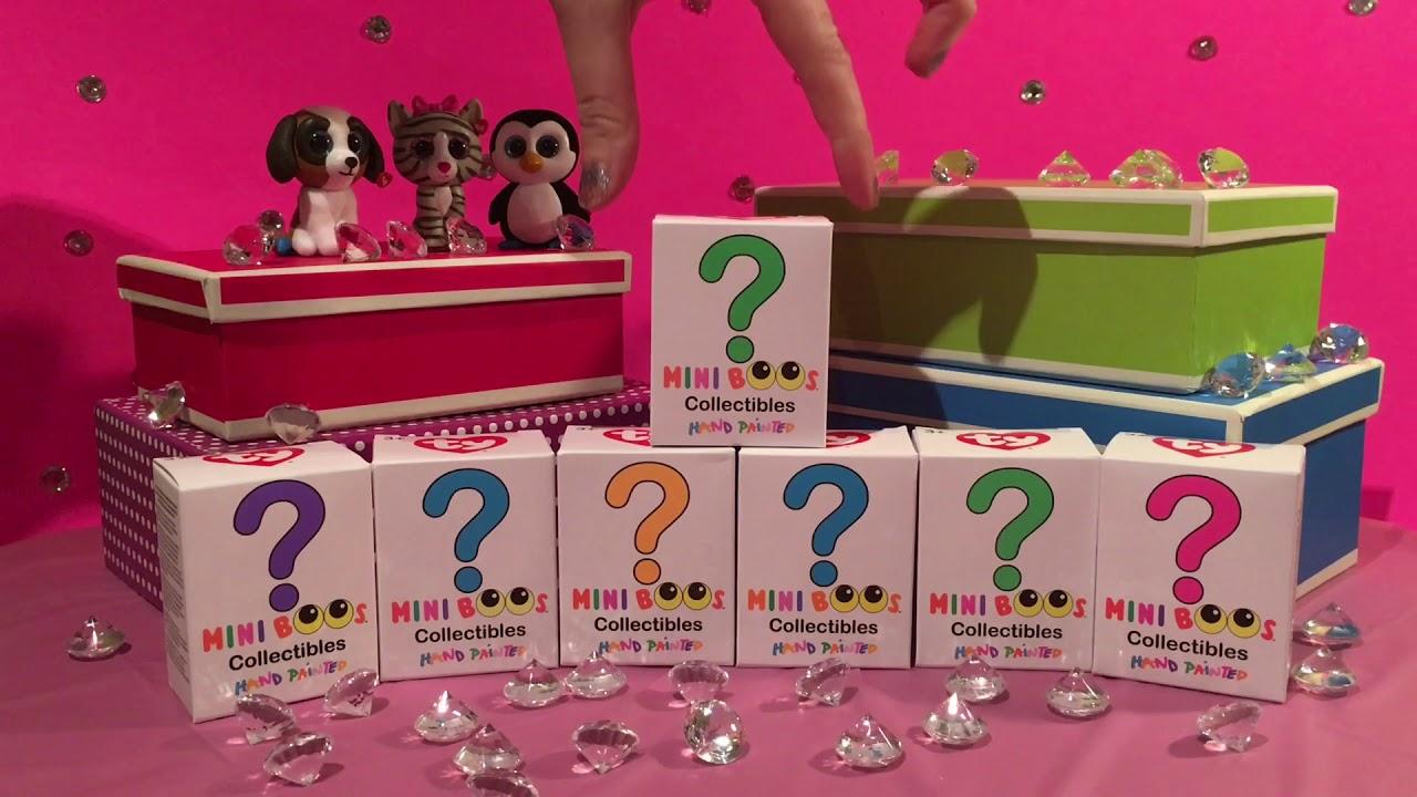 Beanie boo MYSTERY CHASER mini boo mystery - YouTube 174afe24b8c7