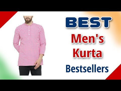 Best Kurta for Men in India with Price as on 2018