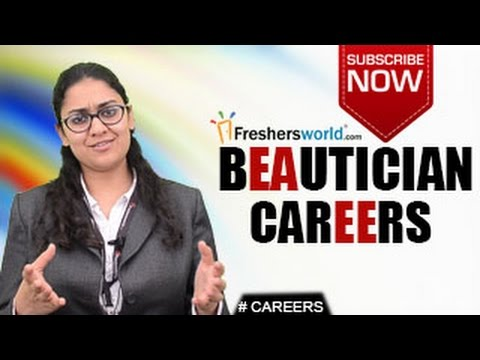 Beautician Jobs for Freshers (Beautician Recruitment 2019) Latest