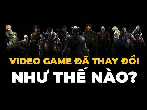 THẬP KỶ PHÁT TRIỂN CỦA VIDEO GAME