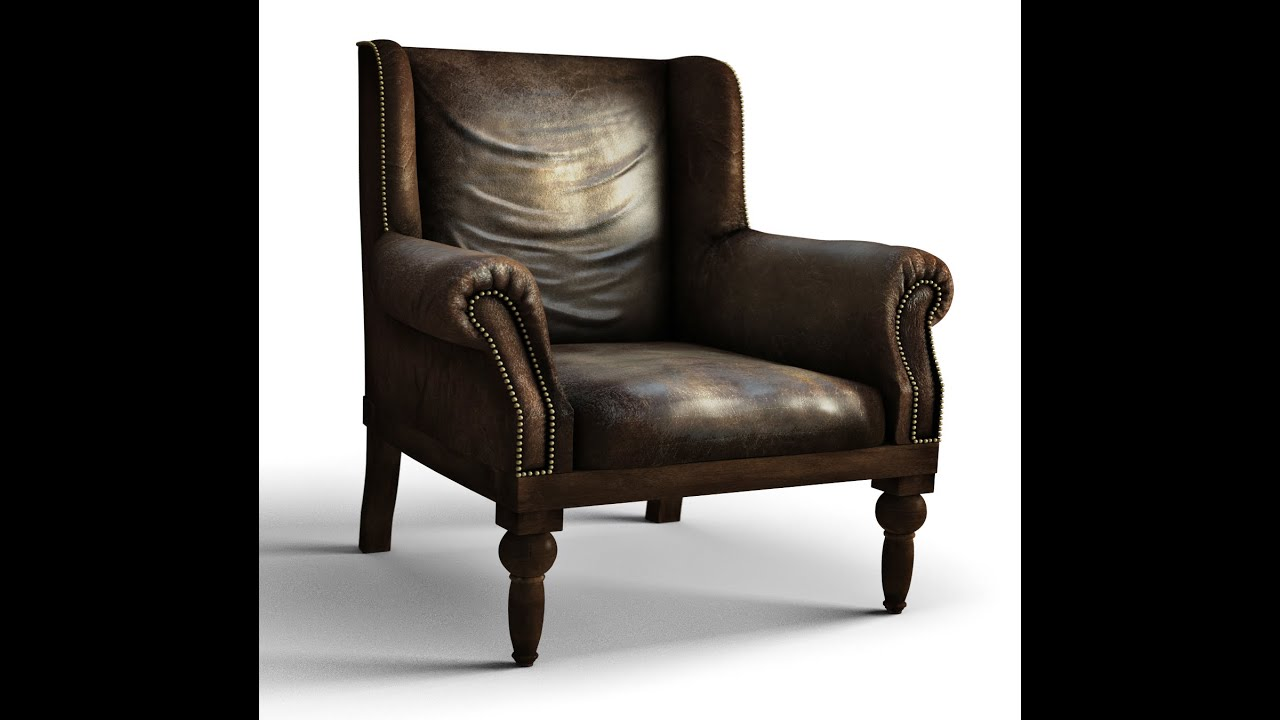 3ds Max Furniture Modeling: Modeling High Poly Furniture Using 3ds Max Poly  Tools   YouTube