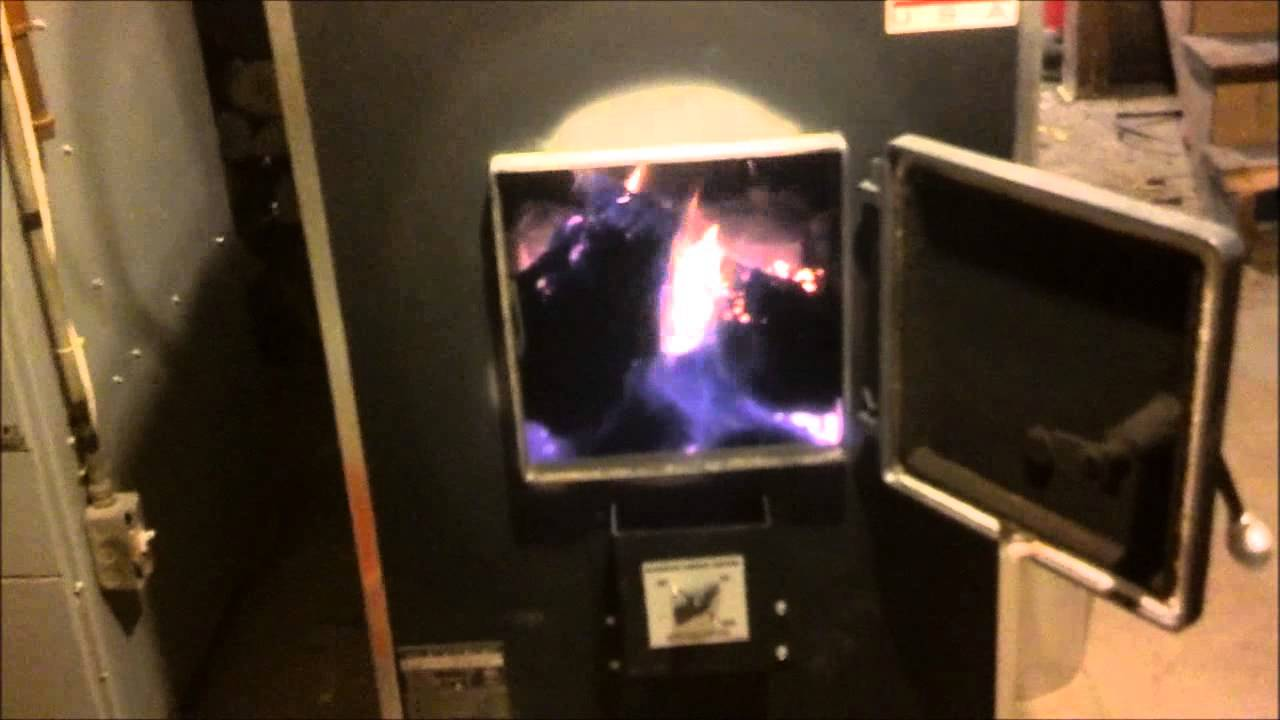 - DAKA Wood Furnace - YouTube