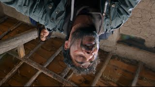 Teröristler Doktor'u ayaklarından tavana asıyor   SUNGURLAR 034