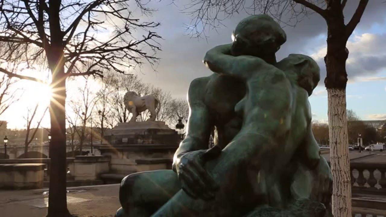 """Résultat de recherche d'images pour """"STATUE """"LE BAISER"""" tuileries"""""""