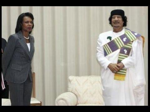 Qaddafi Song For Rice: 'Black Flower in the White House'