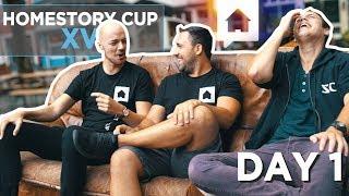 HomeStory Cup XV Highlights | Day 1 | StarCraft 2 | TaKeTV