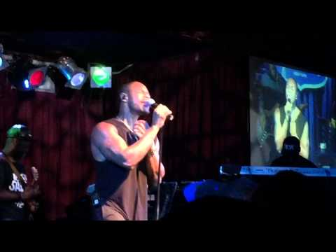 "Tank "" You're My Star "" Live BB Kings NYC"