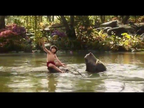 """The Bare Necessities"" - Bill Murray & Kermit Ruffins | Disney's The Jungle Book"