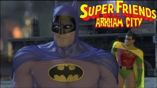 Batman: Arkham City - Superfriends Batman and Robin