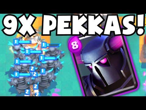 6 Pekka Insieme Devastanti X6 Pekkas Strategy Cl