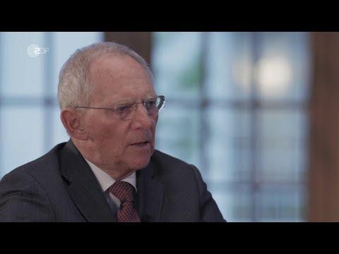 Berlin direkt  mit Wolfgang Schäuble ( CDU ) vom 30.12.2018