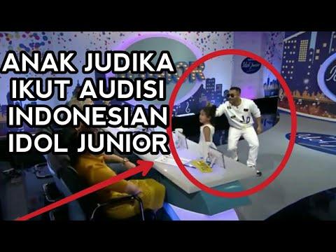 Wah! Anak Judika Sihotang Ikut Audisi Indonesian Idol Junior 2018