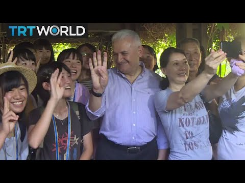 Money Talks: Turkey's Prime Minister Yildirim in Singapore to boost business ties