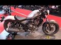 2018 Honda Rebel 500 - Walkaround - 2017 Toronto Motorcycle Show