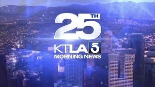 25th Anniversary KTLA 5 Morning News - Part 1 of 6