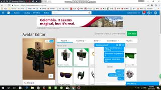 How to make Loki costume | October 2017 Roblox Event