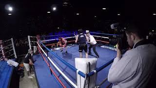 Ultra White Collar Boxing | Leeds Ring 2 | Nick Perry VS Joe Pancisi