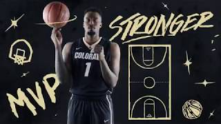 2016 Mens Basketball Colorado