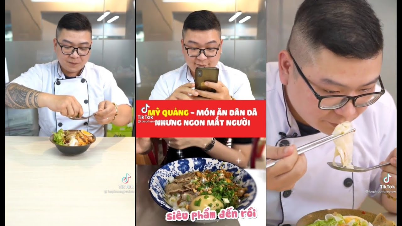 [ P2 ] Bếp Trưởng Review Ẩm Thực Việt Nam   Món ăn đặc sản các vùng miền sẽ NTN